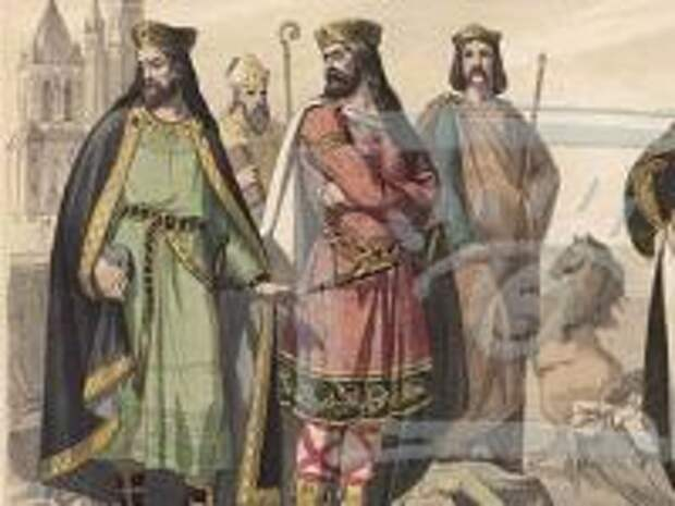 Короли Меровинги - колдуны или чудотворцы?
