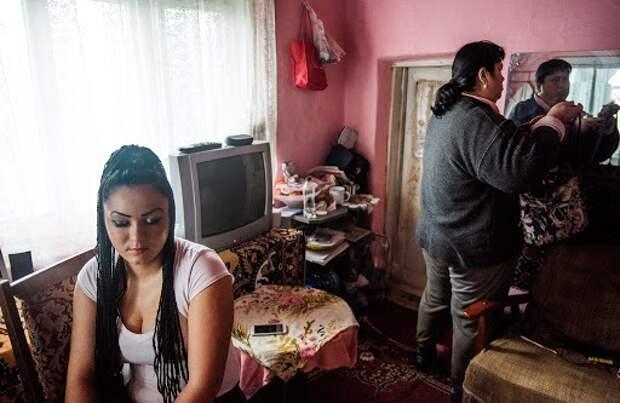 Тело загроши: как юные румынки становятся жертвами секс-рабства вВеликобритании