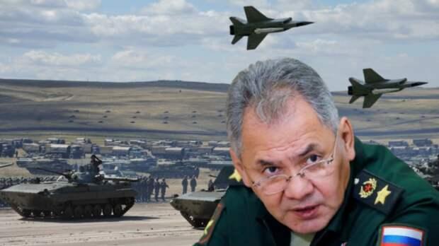 Шутки кончились: Шойгу говорит НАТО: «Иду на вы!»