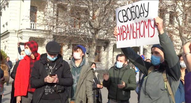 Зарегистрированные пользователи сайта в поддержку Алексея Навального принудительно станут участниками программы «Дальневосточный гектар»