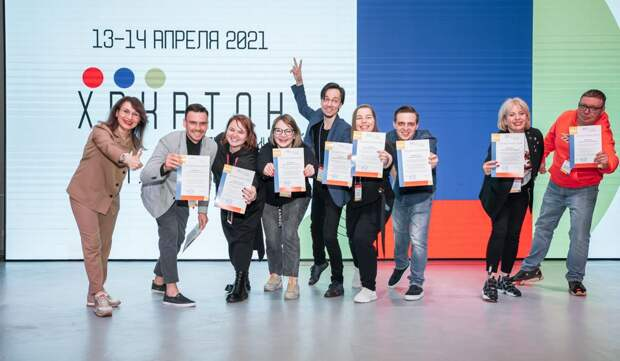 В Ноябрьске прошёл первый в России «Патриотический хакатон»