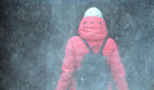 В Орске и Новотроицке из-за  мороза отменили занятия у учащихся 1-4 классов