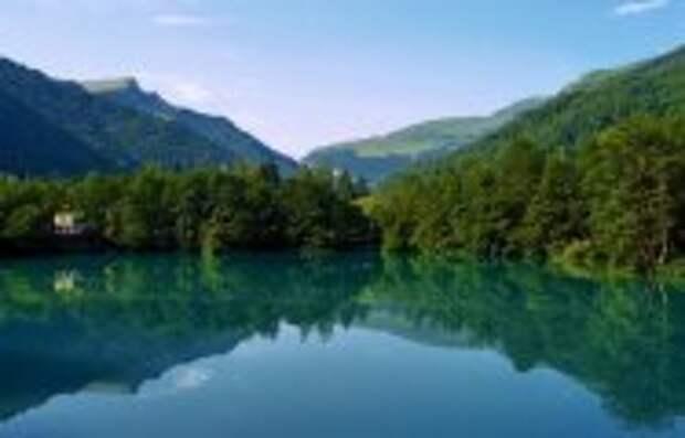 Блог Юрия Хворостова: Какие загадки хранят уникальные Голубые озера в Кабардино-Балкарии, глубина которых неизвестна