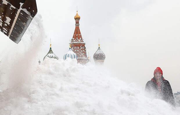 Москвичам рассказали, когда появится «нормальный» снег