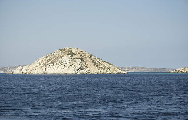 Какие тайны древних греков открыл учёным необычный остров-пирамида Даскалио