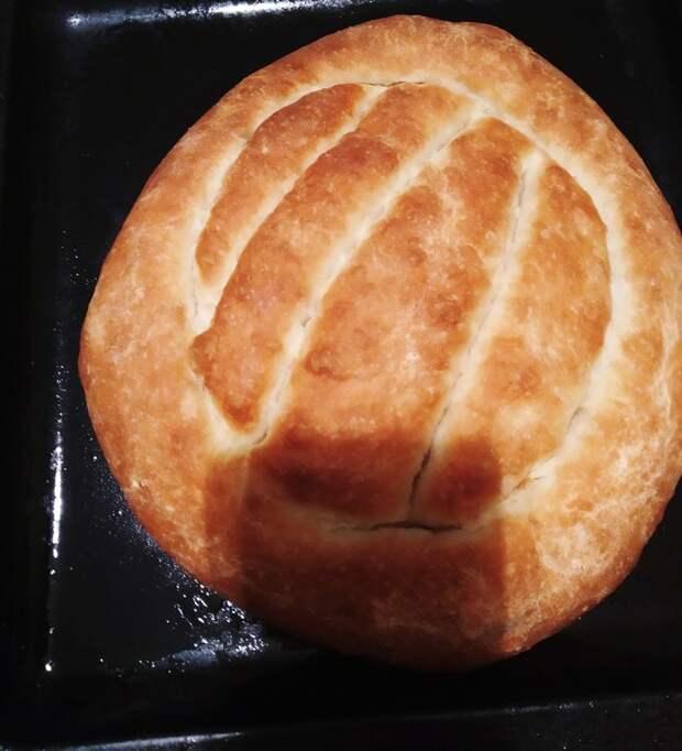 Мой неправильный матнакаш Хлеб, Рецепт, Длиннопост