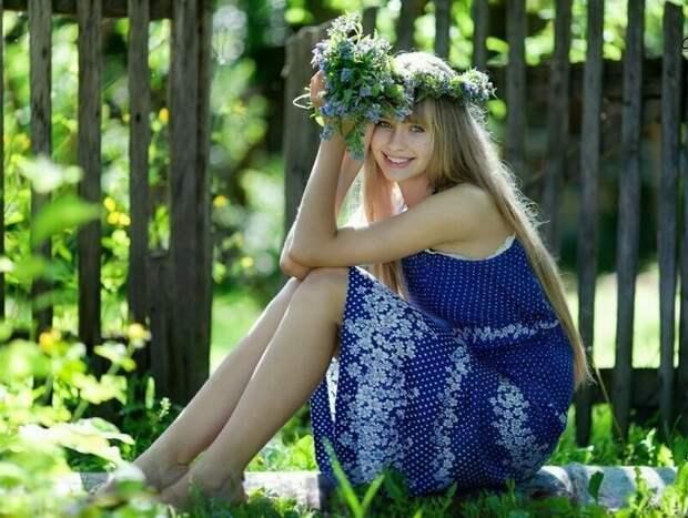 Девушки заМКАДья рулят: красота, естественность и природа