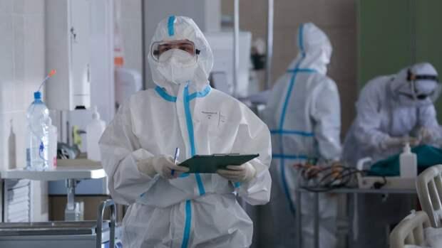 Дополнительные койки для пациентов с COVID-19 развернут в Петербурге на этой неделе