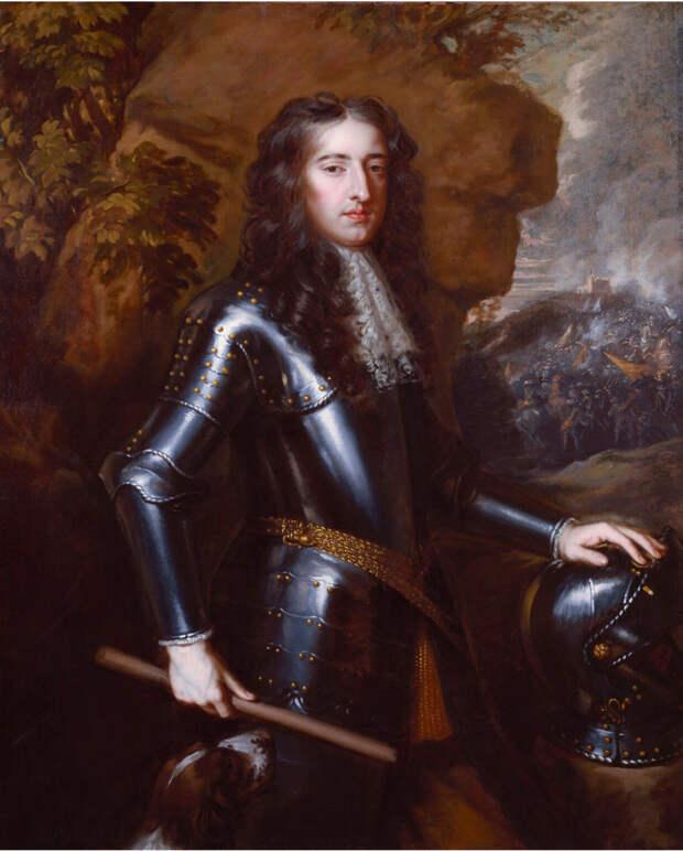 Вильгельм III Оранский.