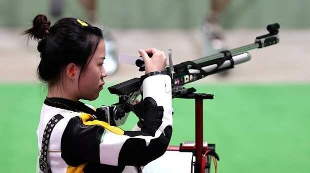 Китаянка Цянь Янзавоевала первую золотую медаль Олимпиады-2020