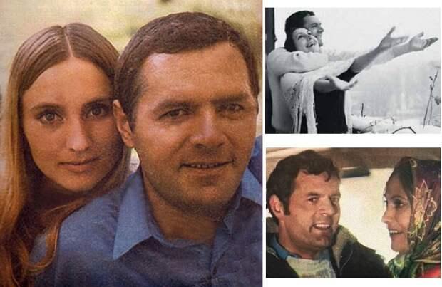 Лариса Кадочникова и Юрий Ильенко.
