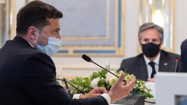 Решение Зеленского уволитьКоболева возмутило госсекретаря США