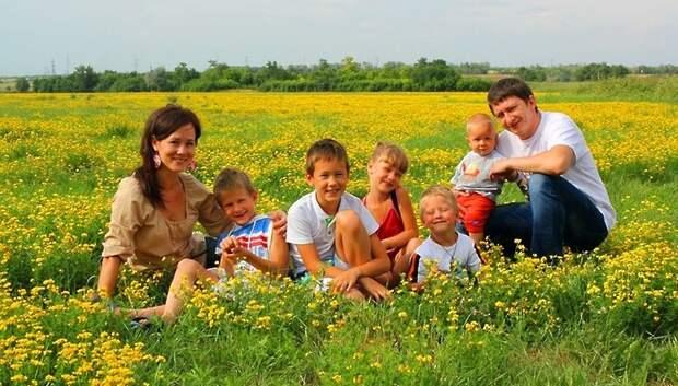 12 участков для многодетных семей сформировали в деревнях Подольска