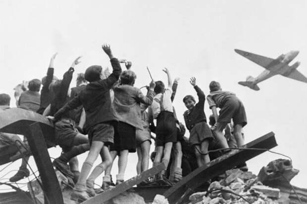 Изюмные бомбардировки