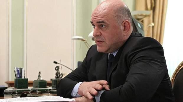 Михаил Мишустин поздравил ветеранов ВОВ с Днем Победы