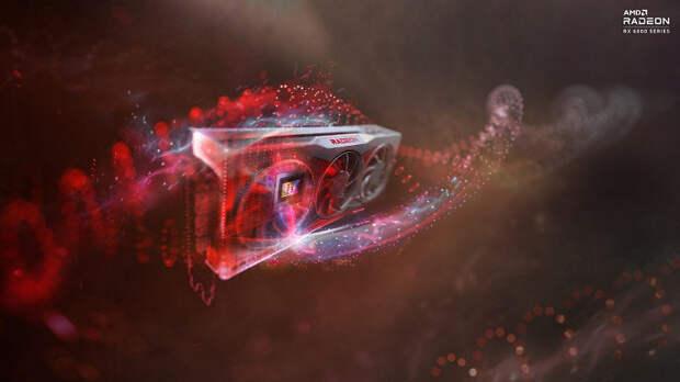 Недорогие мобильные видеокарты для гейминга в Full HD. Новые подробности о серии Radeon RX 6600M