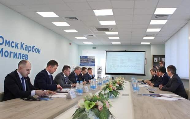 Реализация проекта по выпуску технического углерода в Могилевской области позволит создать инновационную экспортно-ориентиров...