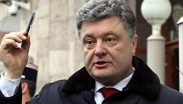 Порошенко заявил, что он не любит деньги, а за Украину готов отдать свою жизнь