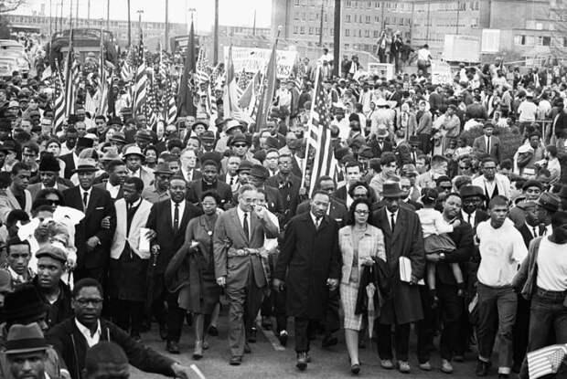 7 жутких фактов о том, как афроамериканцы в США боролись за свои права
