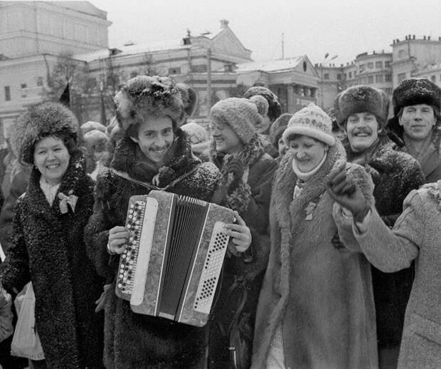 Почему в СССР были уверены в завтрашнем дне.
