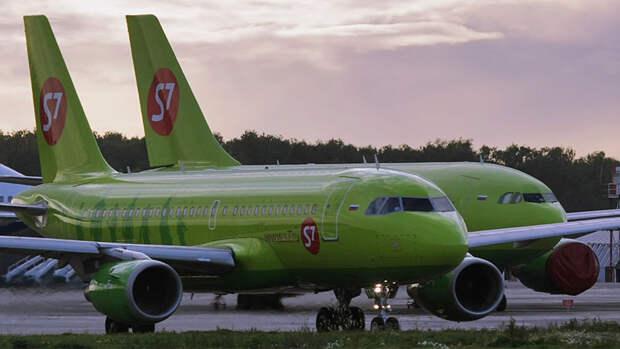 Авиакомпаня S7 отменила все рейсы в Турцию до конца летнего сезона
