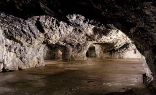 """Секреты пещеры """"Бычья скала"""""""