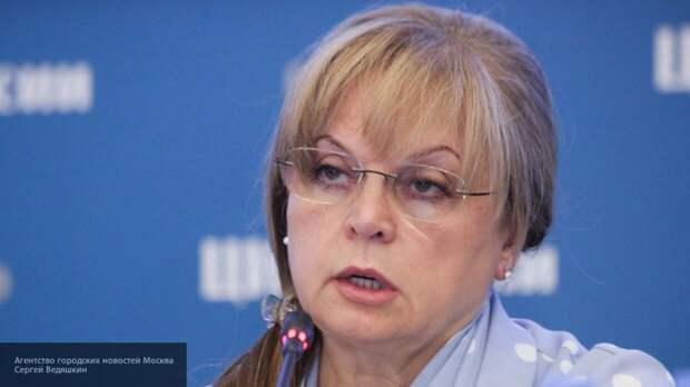 Памфилова заявила о борьбе с накруткой явки, которая дискредитирует голосование