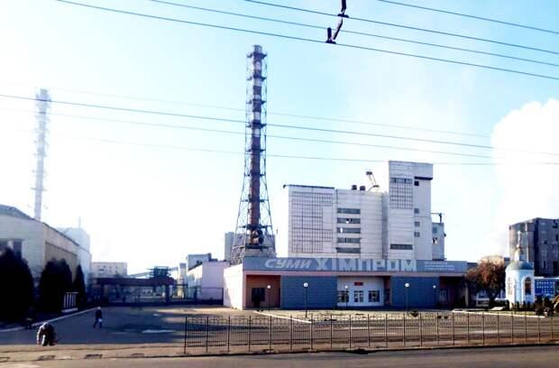 Первый пошёл: Химпром Украины убивают высокие цены на газ