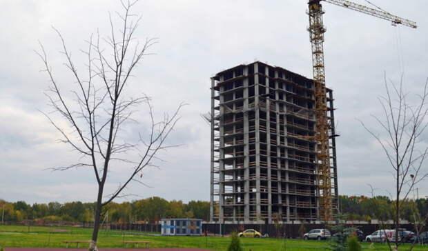 ВТатарстане построили 35% отпланируемого жилья
