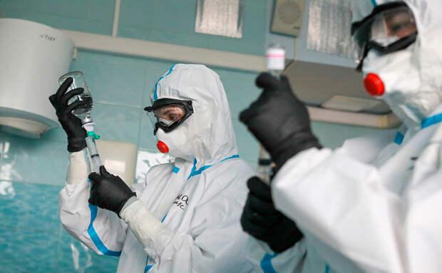 В Новосибирской области за сутки от коронавируса скончались девять человек
