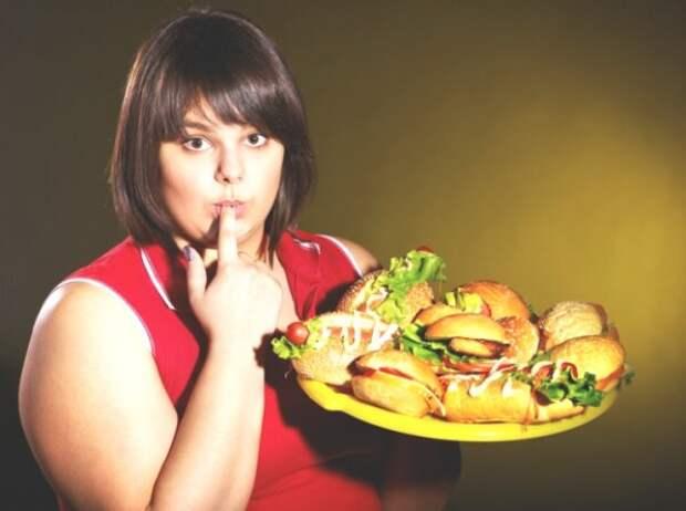 Зависимость от еды: разбираемся в причине
