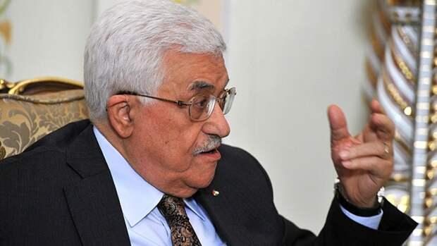 Глава Палестины Аббас призвал жителей страны объединиться против Израиля