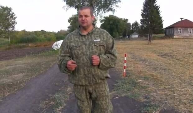 Курские полицейские включили админресурс ради земли фермера