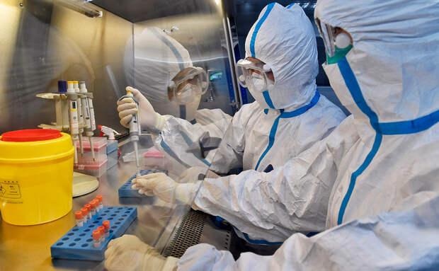 Власти Китая одобрили клинические испытания вакцины от коронавируса