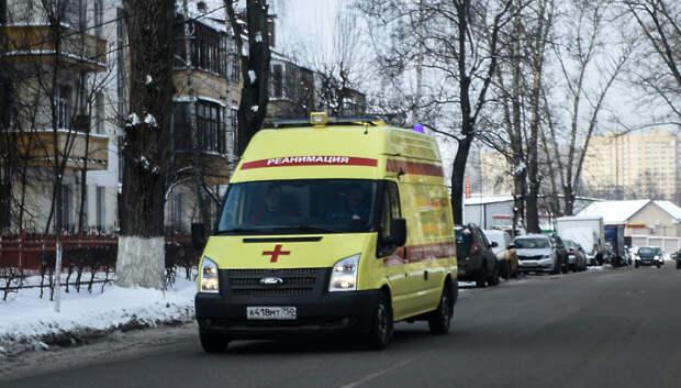 Более 80 новых машин скорой помощи появится в Подмосковье в 2019 году