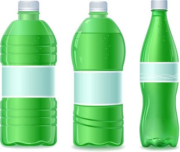 поделки из пластиковых бутылок в школу