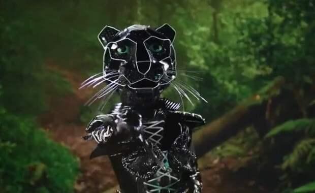 Не Бузова и не Глюк'oZа: жюри раскрыли Черную Пантеру