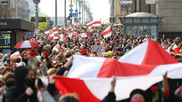 Белоруссия: как будут «подкачивать» сдувающуюся революцию?