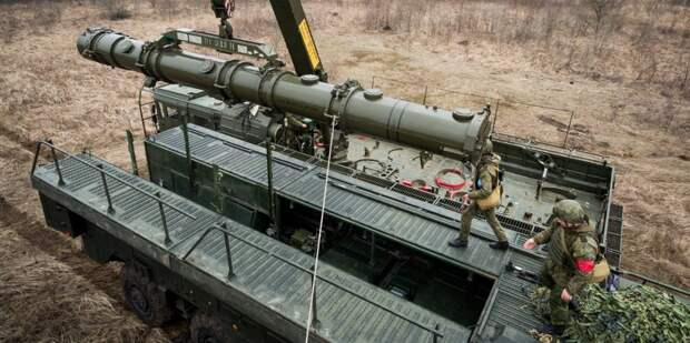 США потребовали от России убрать из Европы ракеты средней и меньшей дальности