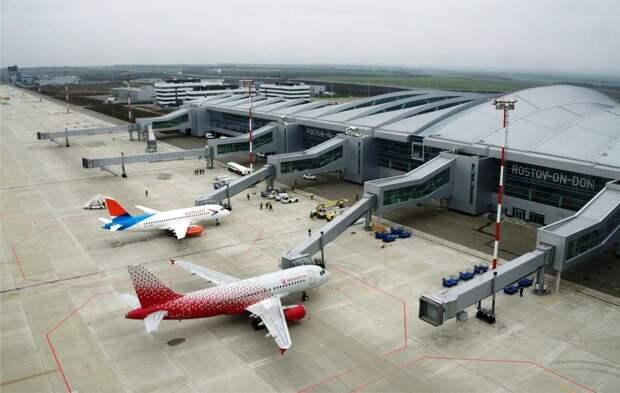 Российские пассажирские авиаперевозки замедлили падение до 32,5%