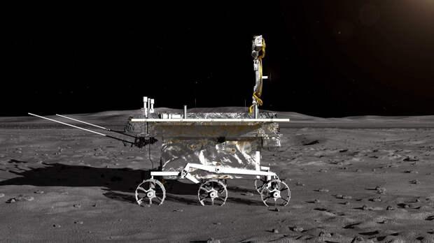 Китайский аппарат «Чанъэ-4» успешно сел на обратной стороне Луны