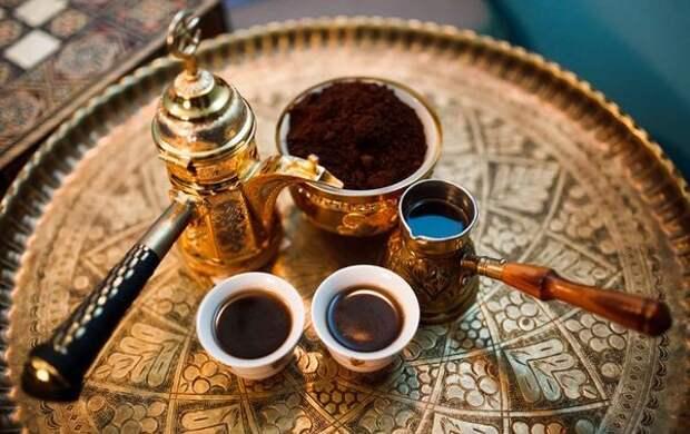 7 секретов кофе по-арабски