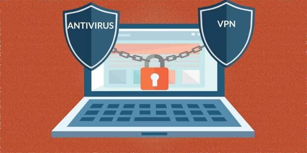 5 лучших антивирусов с VPN в 2021 году