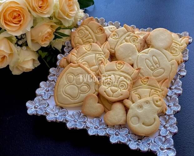 Арахисовое печенье — рецепт