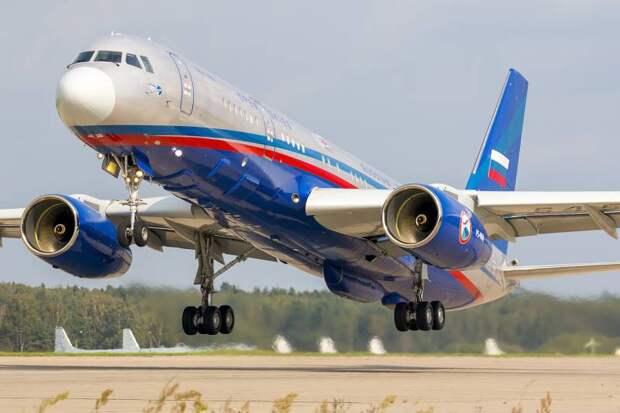 Новые задачи для самолета наблюдения Ту-214ОН