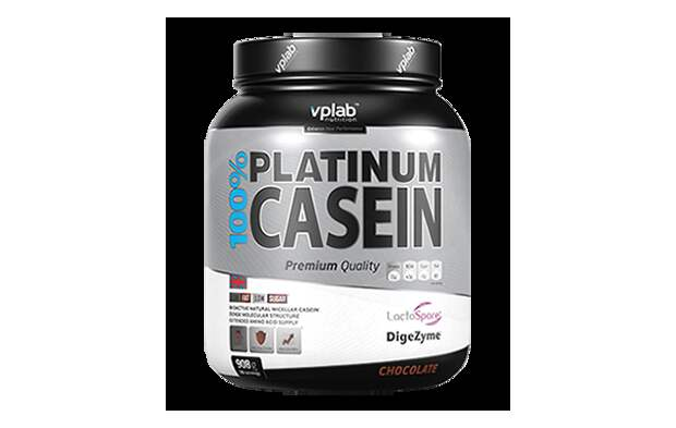 Мицеллярный казеин VPLab 100% Platinum Casein