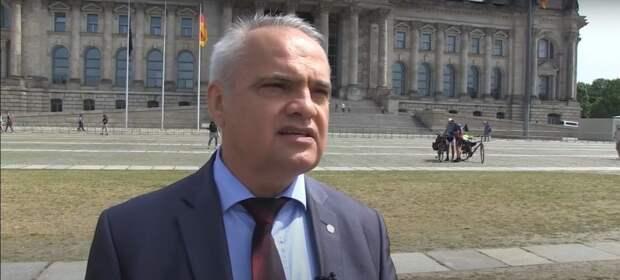 Депутат ФРГ Гердт заявил, что ЕС не может существовать в отрыве от России