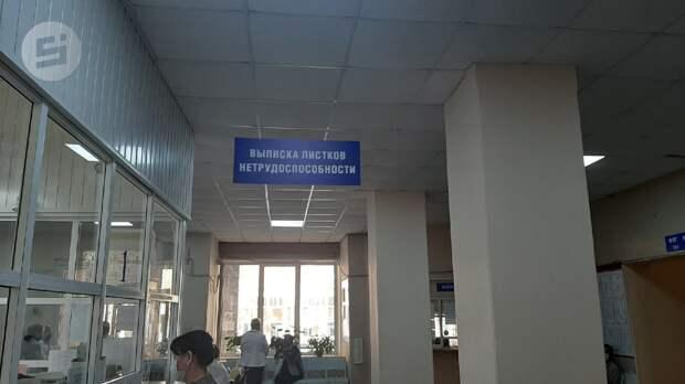 449 «коронавирусных» коек остаются свободными в больницах Удмуртии