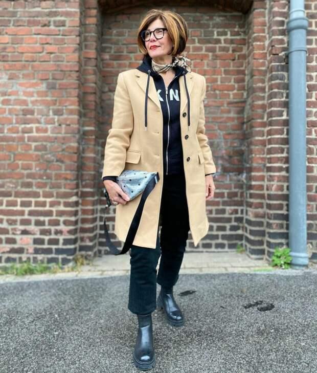 Как одеться в межсезонье, чтобы выглядеть эффектно и чувствовать себя комфортно