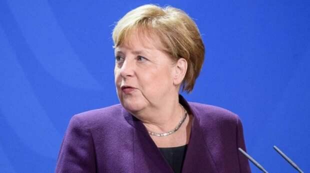 Меркель осталась недовольна позицией Евросоюза по Крыму